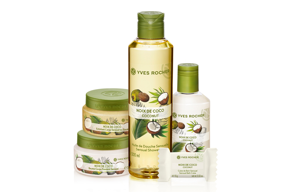 Yves Rocher Coconut