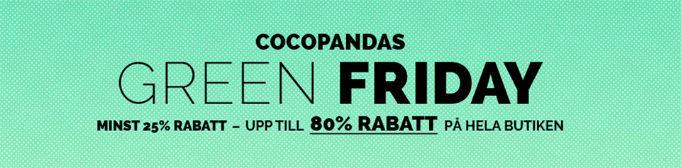 Cocopanda Green Friday