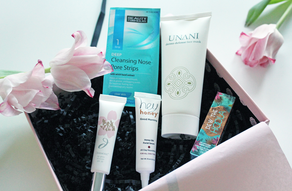 Glossybox Face On
