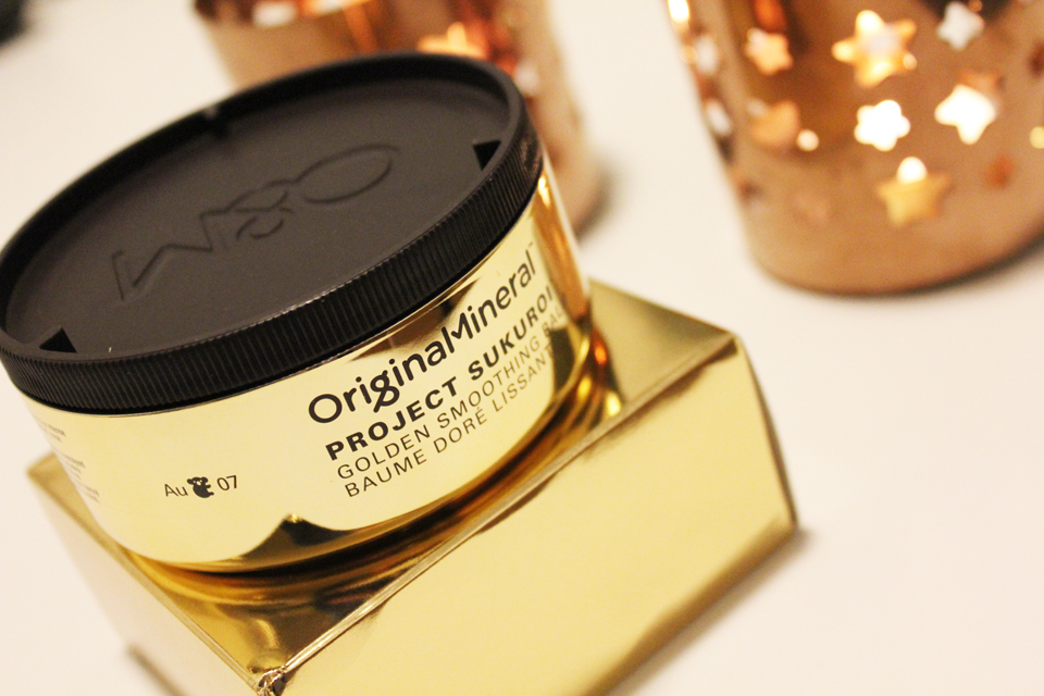 Original Mineral Golden Smoothing Balm
