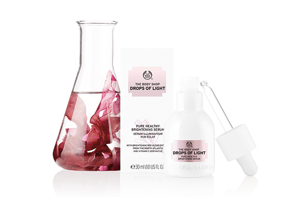 The Body Shop Drops of Light Pure Healthy Brightening Serum