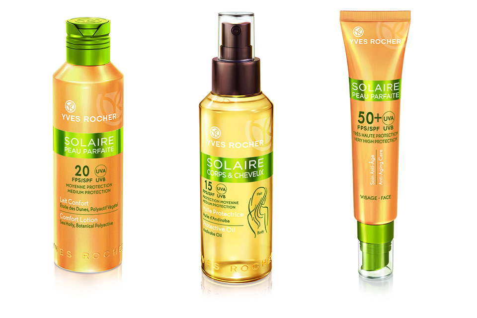 Yves Rocher Sol Screen