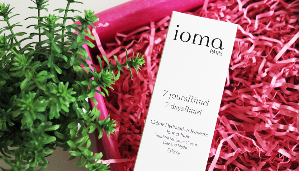 Ioma Youthful Moisture Cream