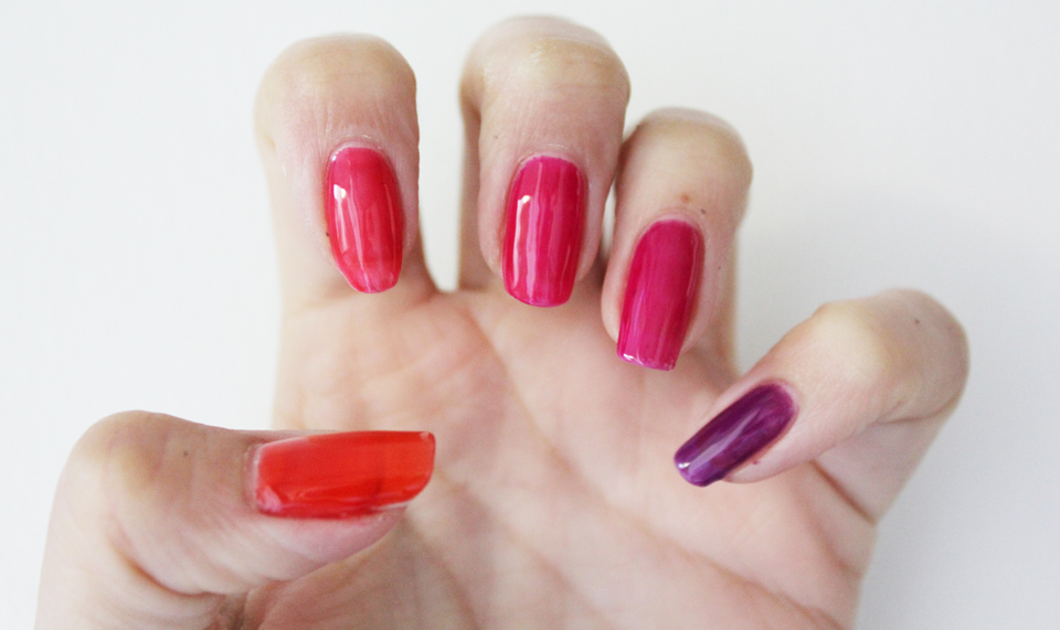 IsaDora Jelly Pop Nails Gloss Natural
