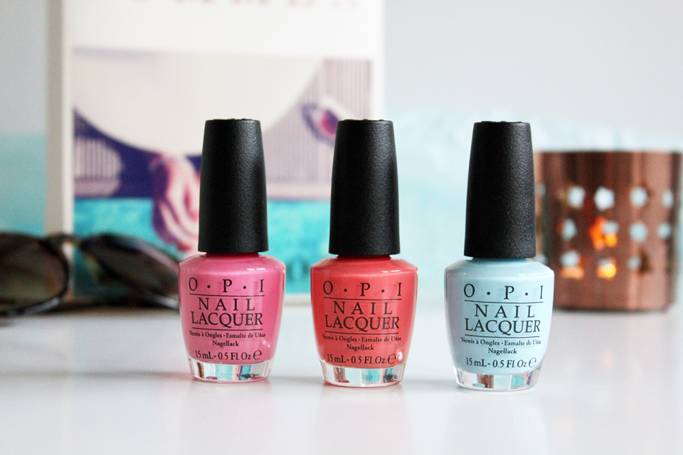 OPI Retro Summer Dark Shades