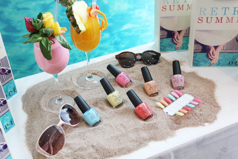 OPI Summer Collection