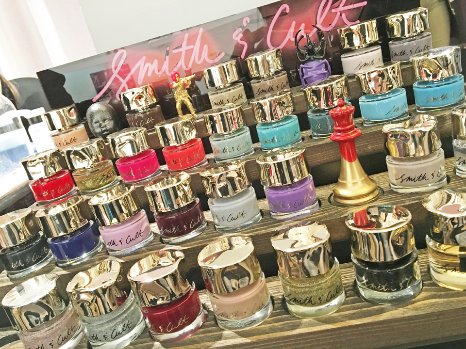 Smith & Cult Nail polishes