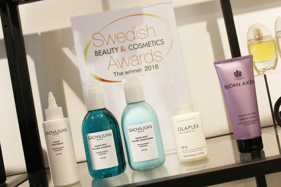 Swedish Beauty & Cosmetics Award