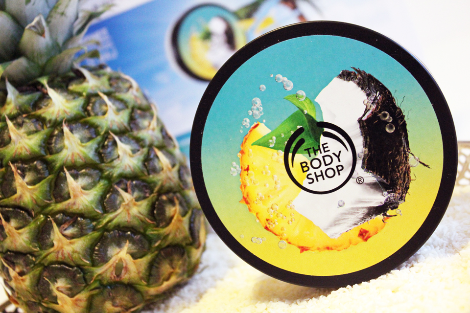 The Body Shop Pinita Colada Body Butter