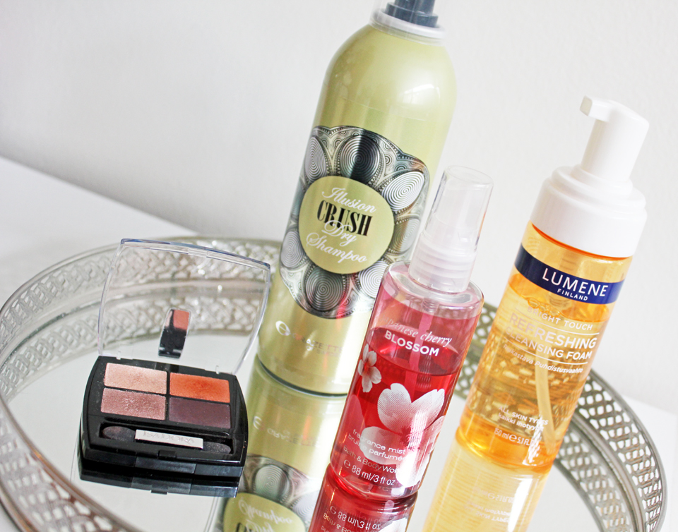 Beauty Favorites June