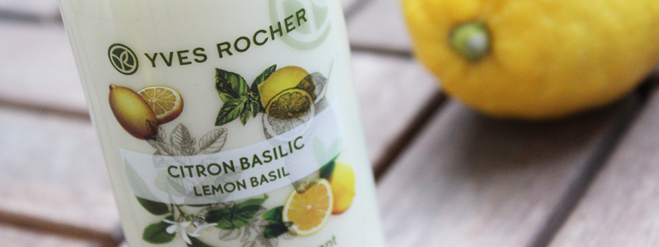 Lemon Basil Energizing Body Lotion