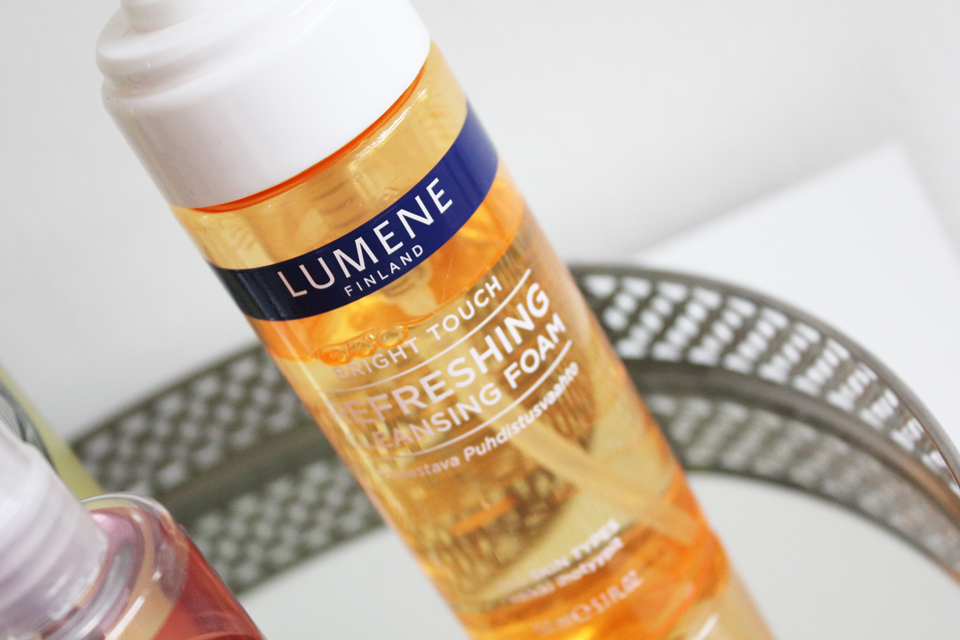 Lumene Bright Now Refreshing Cleansing Foam