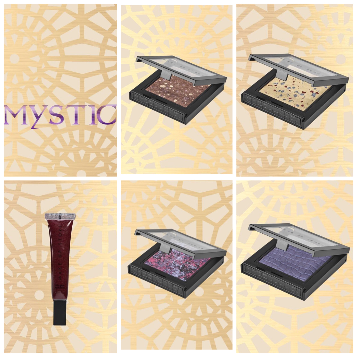 Make Up Store Mystic Collection