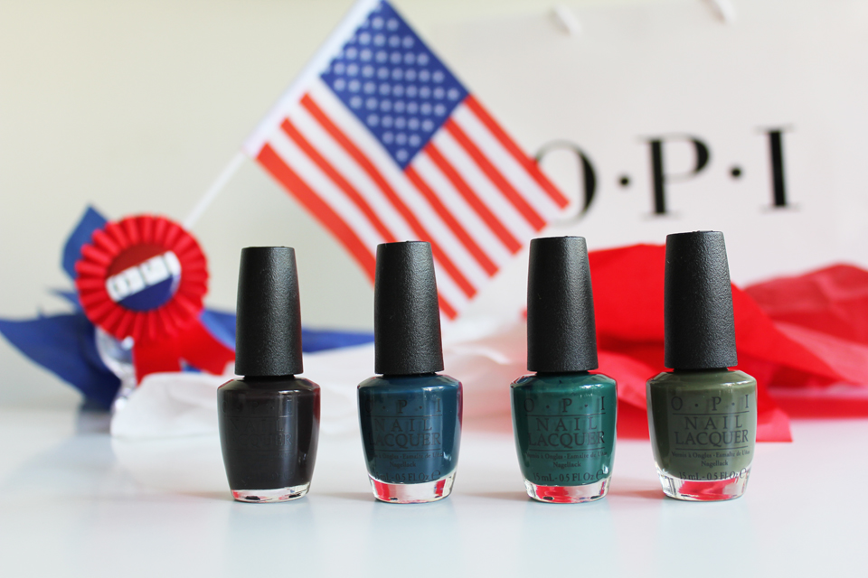 OPI Washington DC blue-green