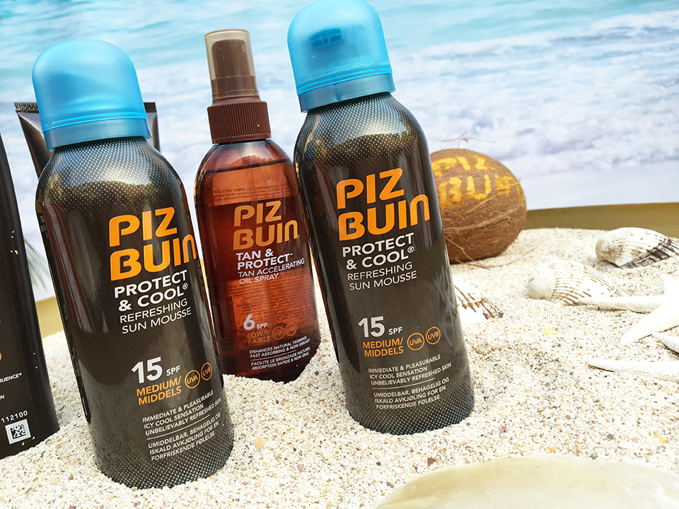 Piz Buin Protect & Cool