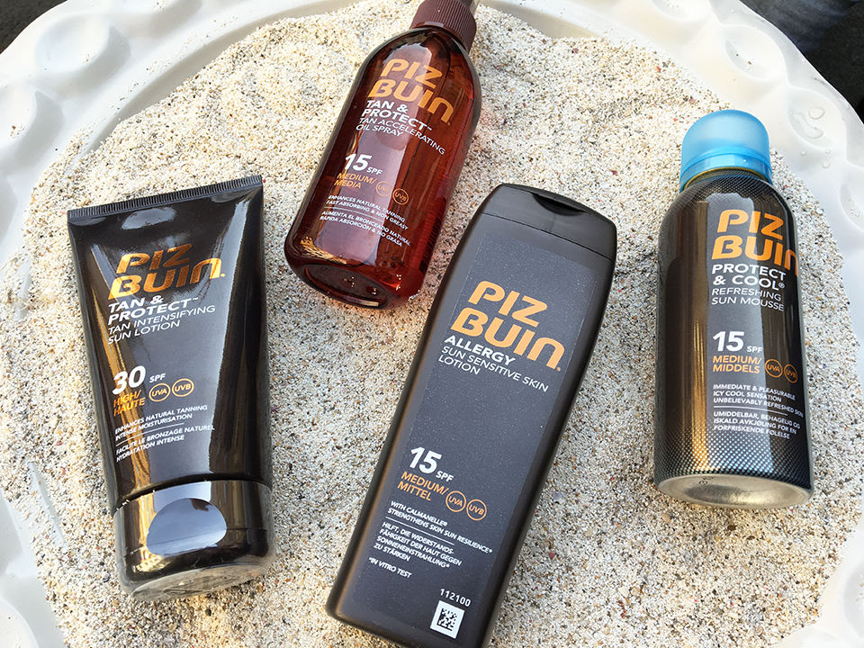 Piz Buin Sun Screen