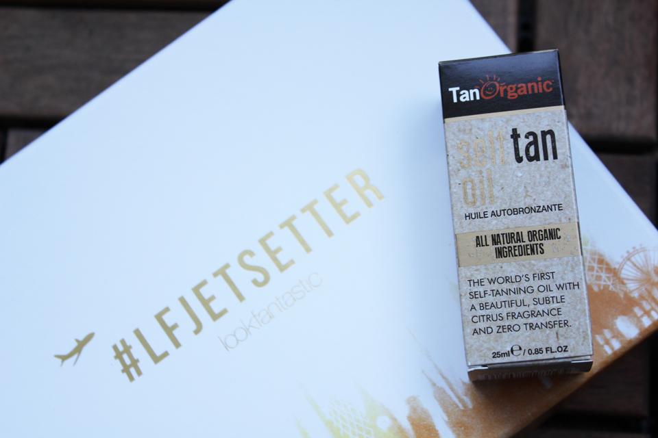 TanOrganic Self-Tan Oil