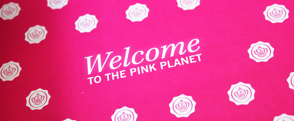 Welcome to the Pink Planet
