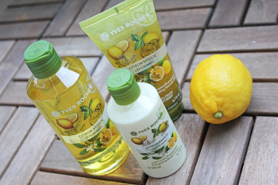 Yves Rocher Lemon Basil