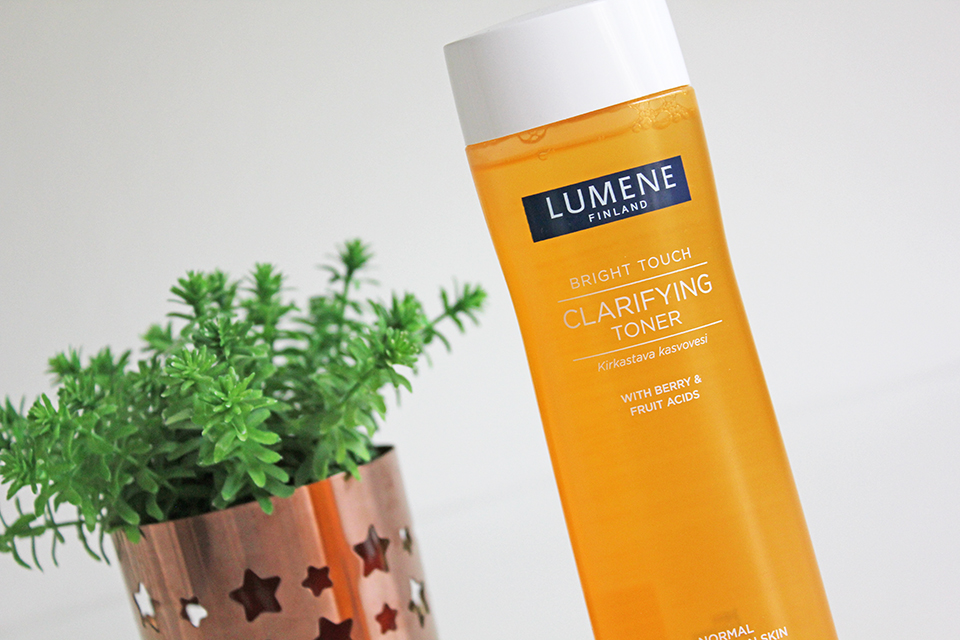 Lumene Bright Touch Clarifying Toner