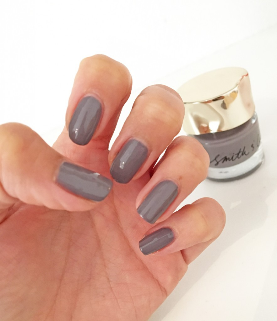 Nails of the day Smith & Cult Stockholm Syndrome