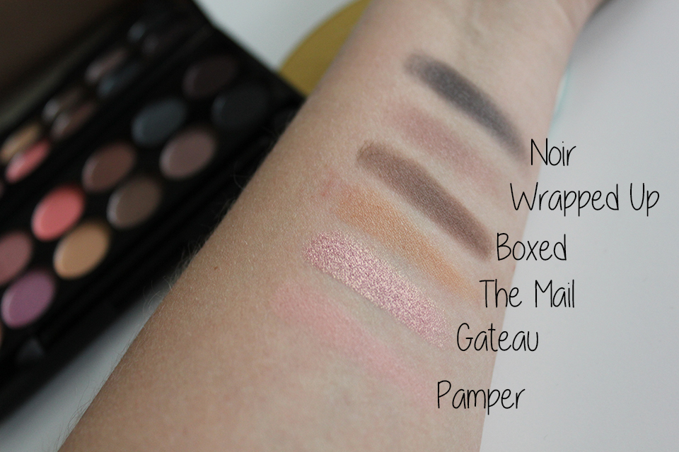 Sleek Oh So Special Bottom Swatches