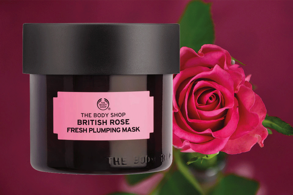 The-Body-Shop-Britih-Rose-Fresh-Plumping-Mask