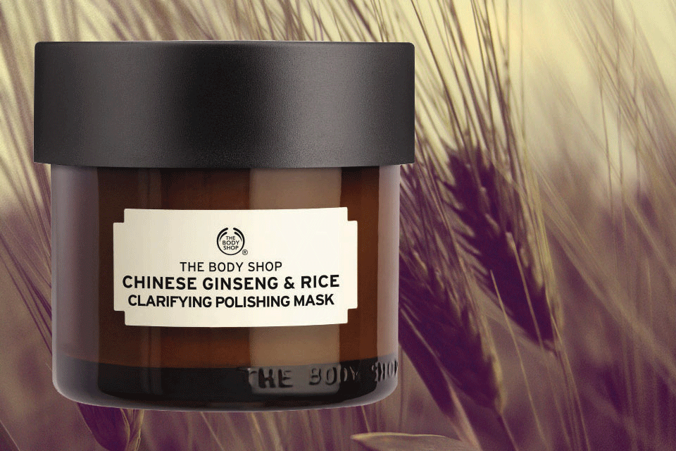 The-Body-Shop-Chinese-Ginseng-&-Rice-Clarifying-Polishing-Mask