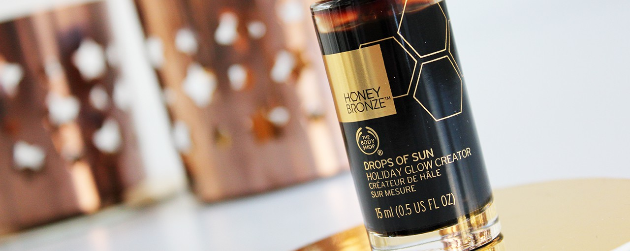 The Body Shop Drops of Sun Holiday Glow Creator