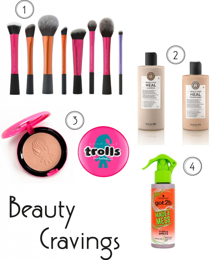 Beauty Cravings August