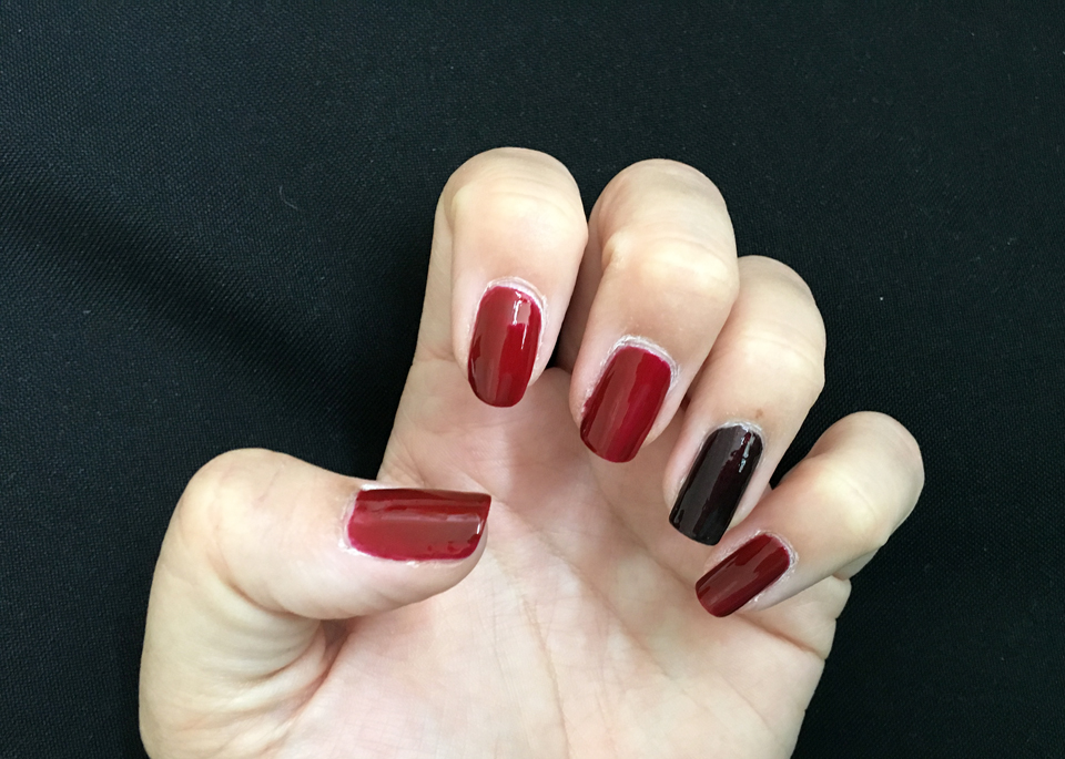 Depend 7 day Nails