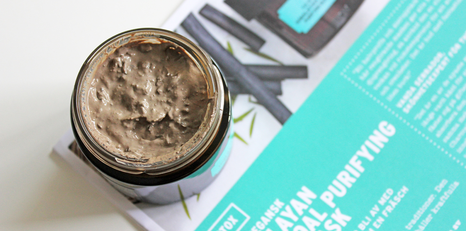 The Body Shop Himalayan Charcoal Face Mask