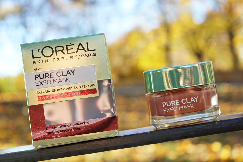 loreal-pure-clay-exfo-mask
