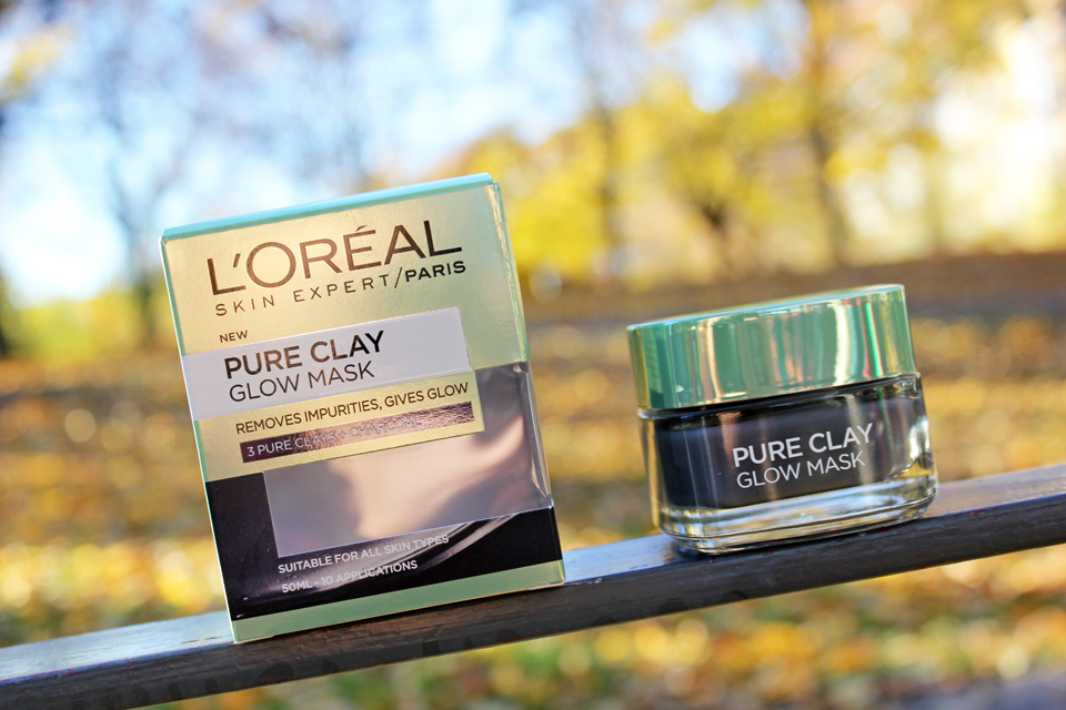 loreal-pure-clay-glow-mask