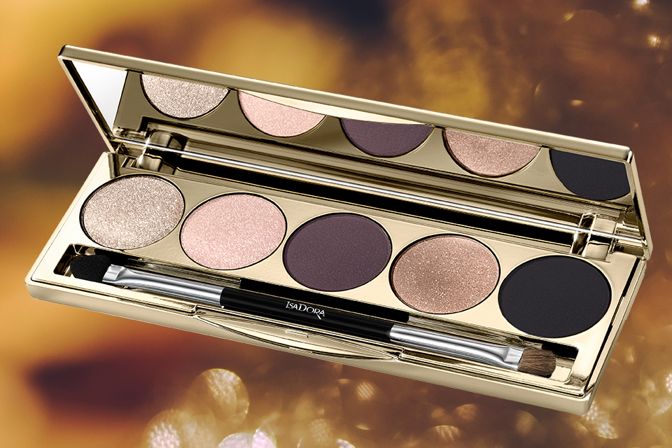 isadora-eye-shadow-palette-smoky-eyes-golden-edition