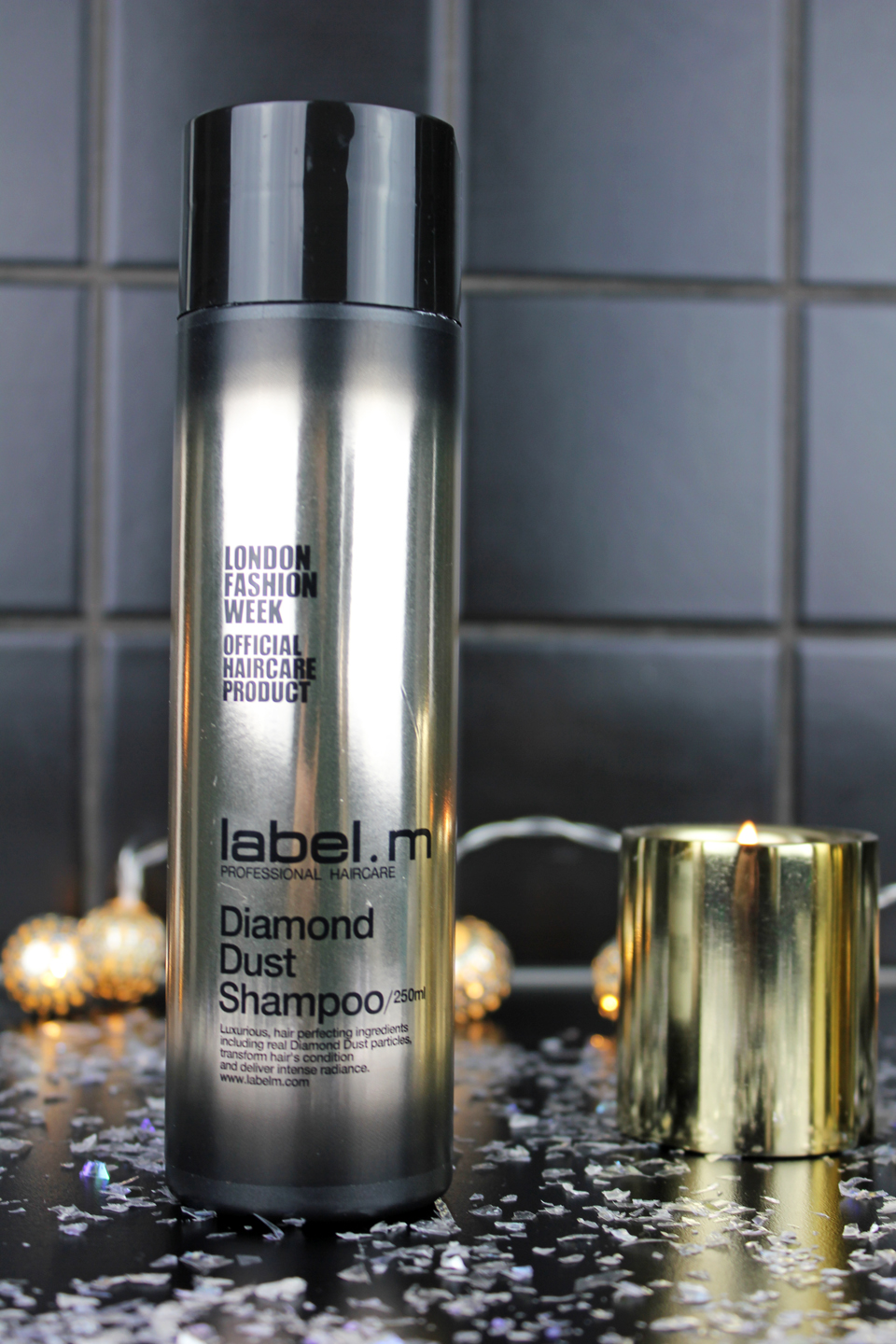 label-m-diamond-dust-shampoo