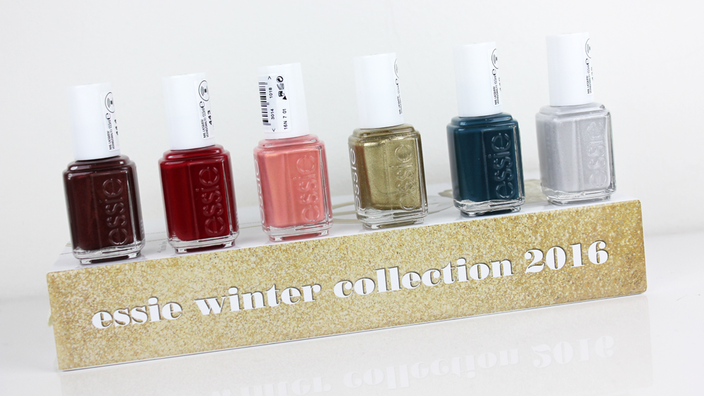 Essie Winter Collection 2016