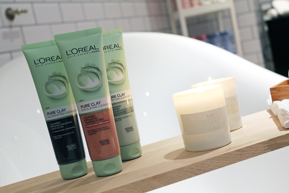 L´Oreal Pure Clay Cleanser