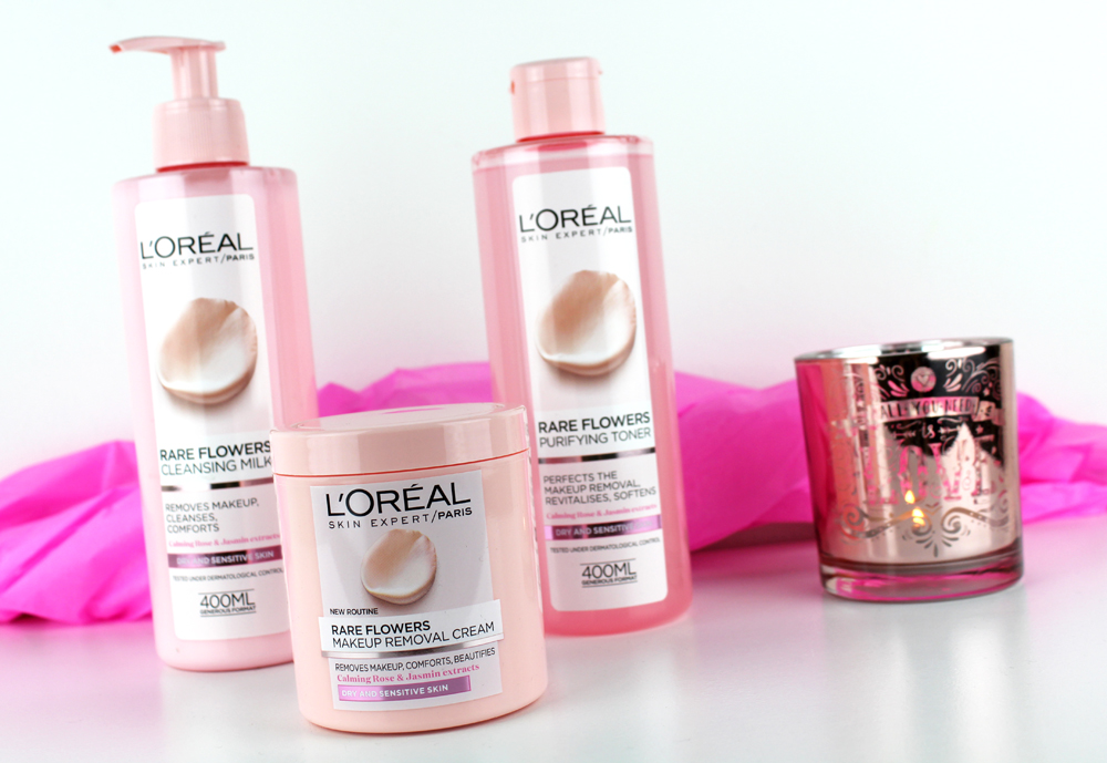 L´Oreal Rare Flowers