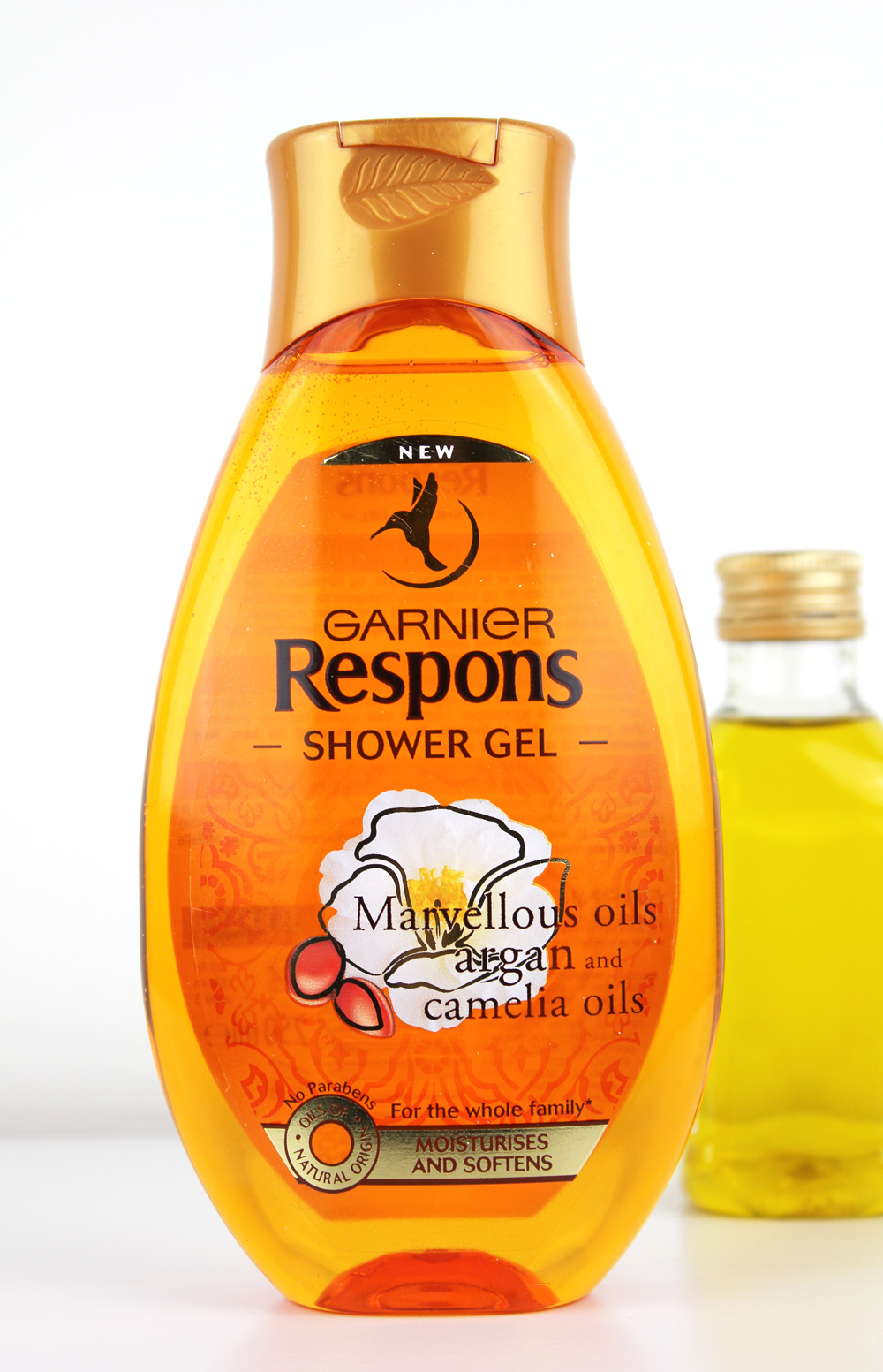 Garnier Respons Shower Gel Marvellous Oils