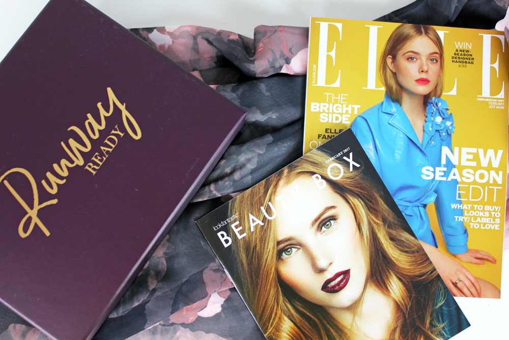 Lookfantastic Beautybox and Elle
