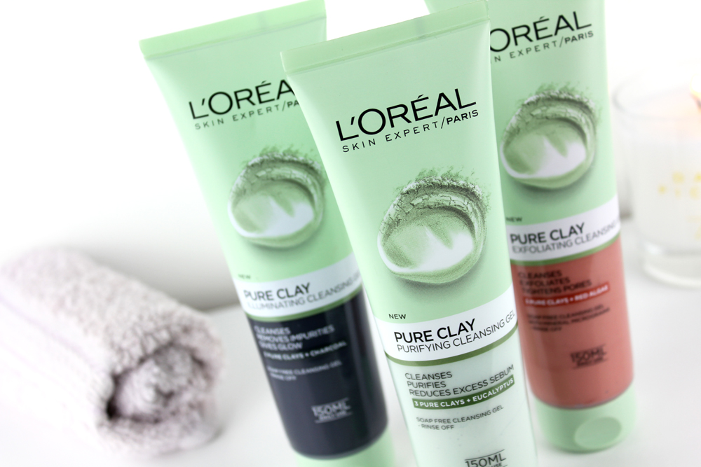 Pure Clay Cleansing Gel