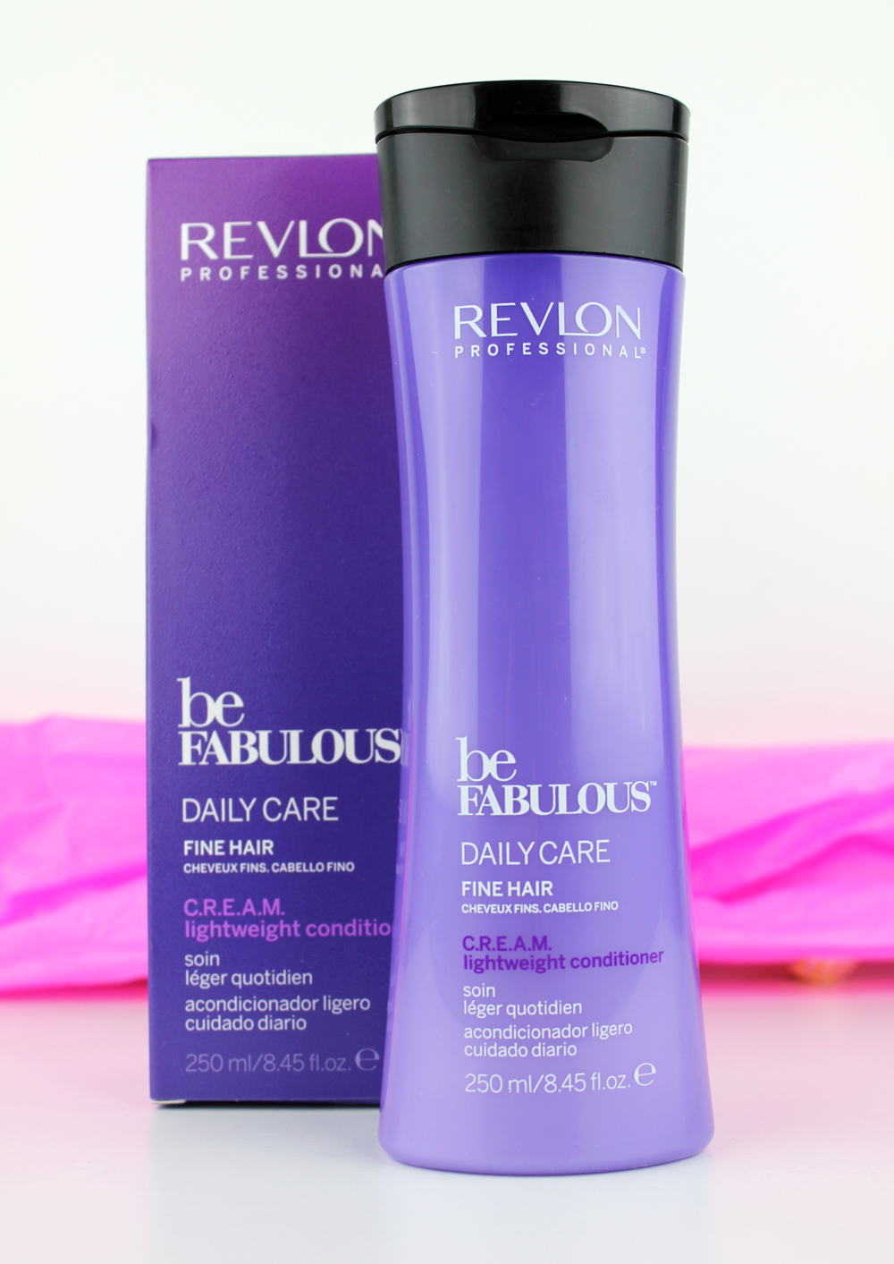 Revlon be fabulous Daily Care Fine Hair Lightweight Conditioner