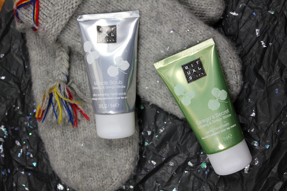Rituals Ginkgos Secret and Miracle Scrub