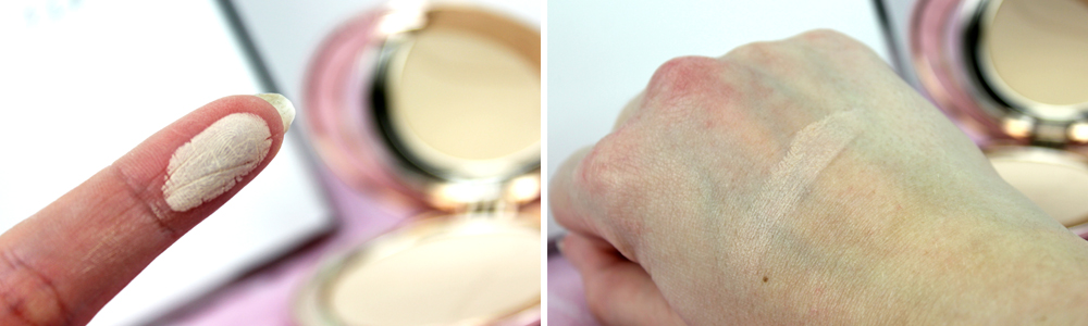 Jane Iredale PurePressed Base Mineral Foundation Swatches