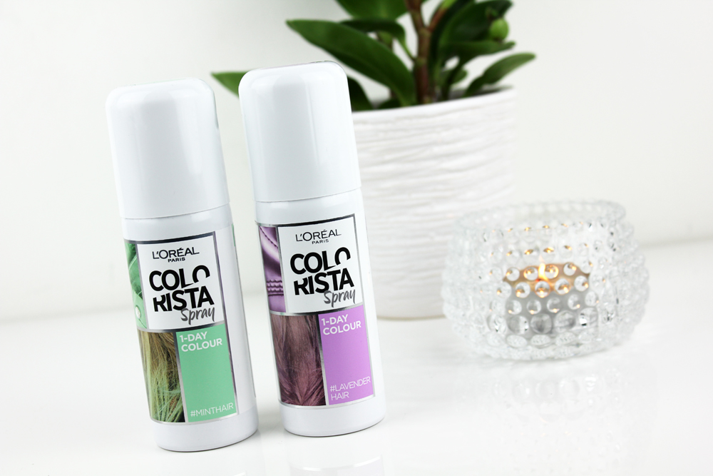 L´Oreal Colorista Spray