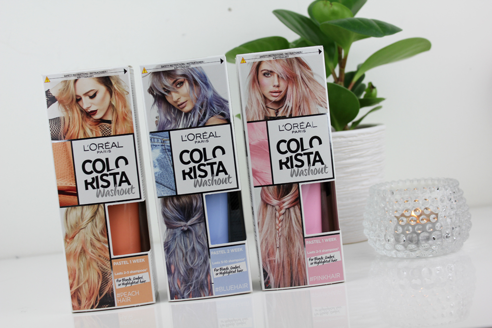 L´Oreal Colorista Washout