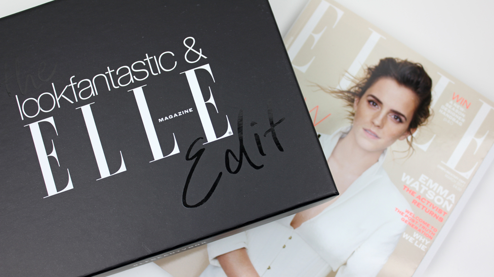 Lookfantastic The Elle Edition