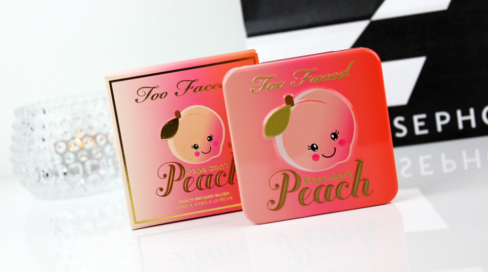 Too Faced Papa Don´t Peach