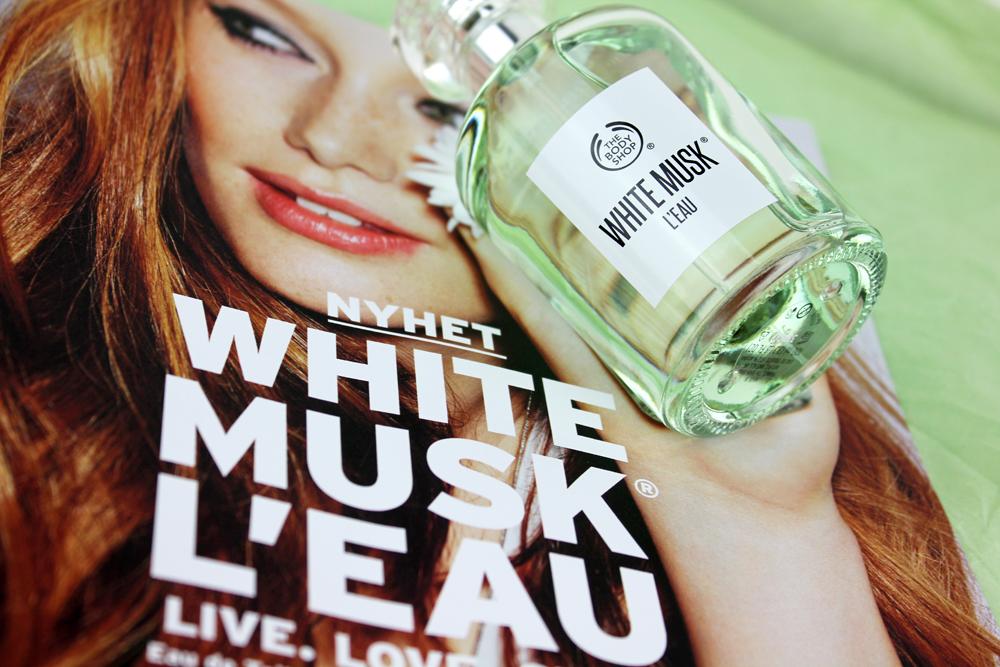Body Shop White Musk LEau